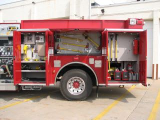 Engine 901 - Compartments