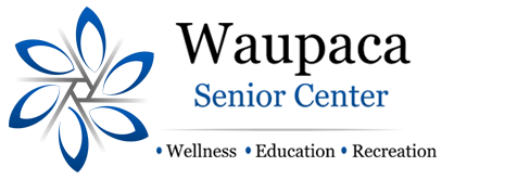 Waupaca Senior Center Logo