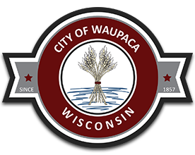 City of Waupaca, WI Logo